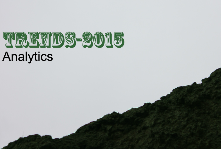2015 analytics trends - a rising trend pic